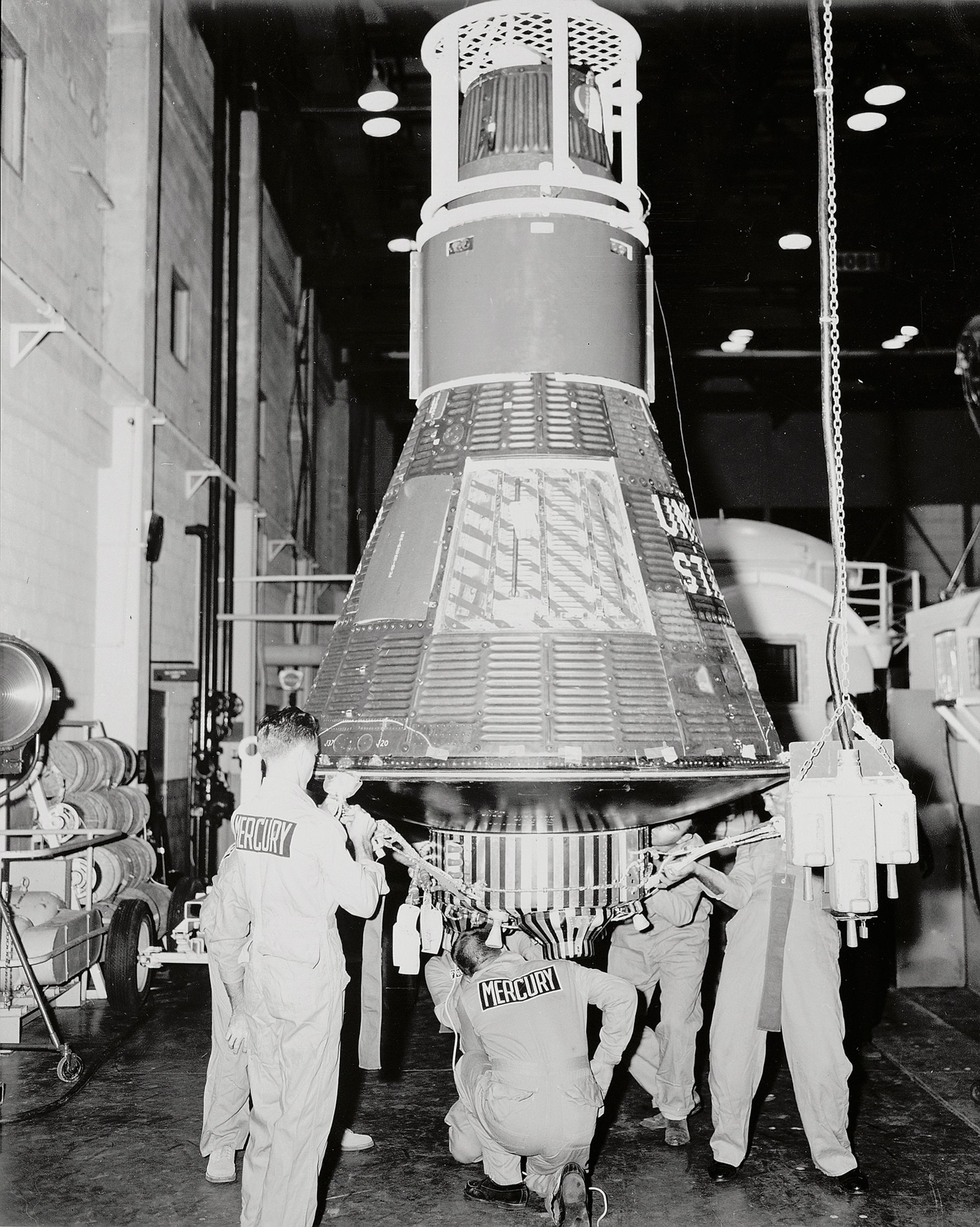 Space 101: Project Mercury